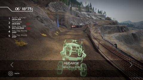 Overpass : Grimpette convaincante pour le jeu de buggy