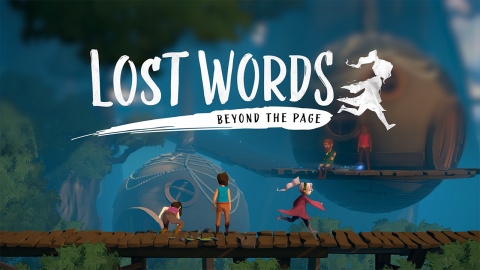 Lost Words : Beyond the Page sur Switch