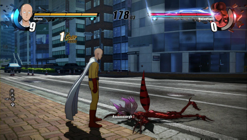 One Punch Man : A Hero Nobody Knows - Le colosse aux poings d'argile