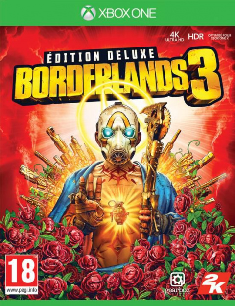Borderlands 3 Deluxe pour Xbox One à -76% sur Micromania
