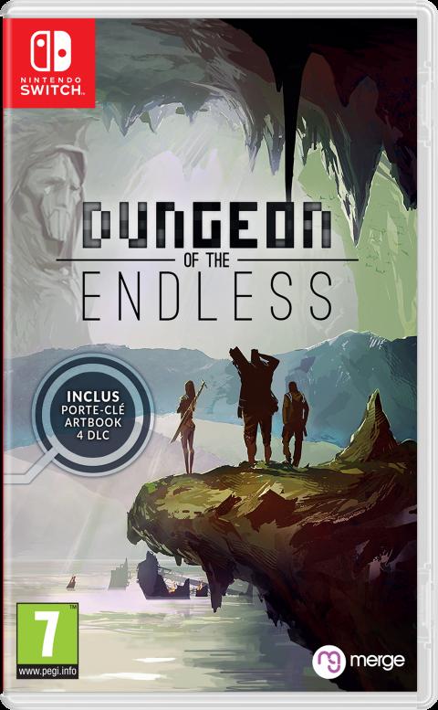 Dungeon of the Endless sortira en physique sur Switch et PS4