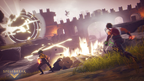 Spellbreak sera free-to-play et cross-play afin d'être accessible au plus grand nombre
