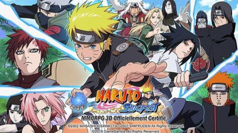 Naruto : Slugfest