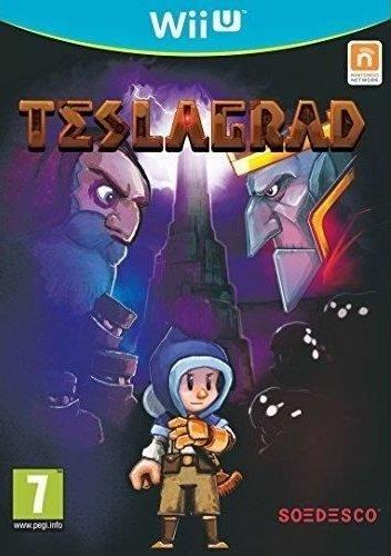 Teslagrad sur WiiU