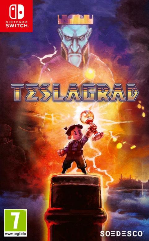 Teslagrad sur Switch