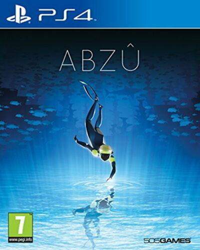Abzû sur PS4