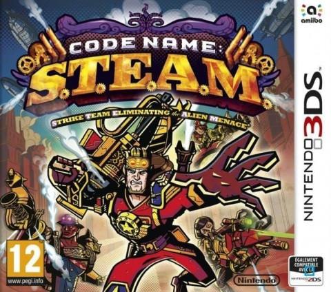 Code Name S.T.E.A.M sur 3DS