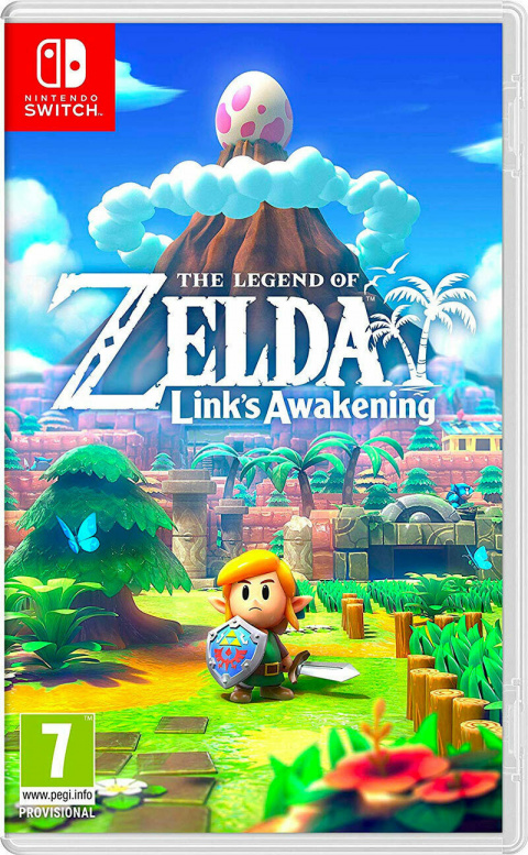 The Legend of Zelda : Link's Awakening (2019) sur Switch
