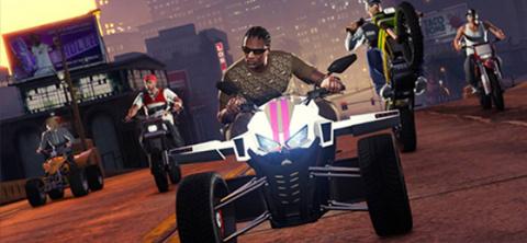 GTA Online - Un nouveau quad, des épreuves Bunker et des récompenses doublées