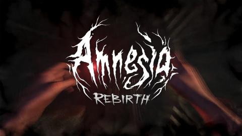 Amnesia : Rebirth sur PS4