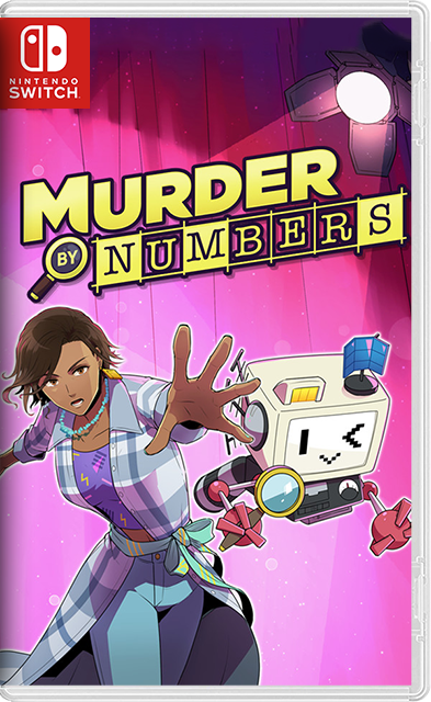 Murder by numbers sur Switch