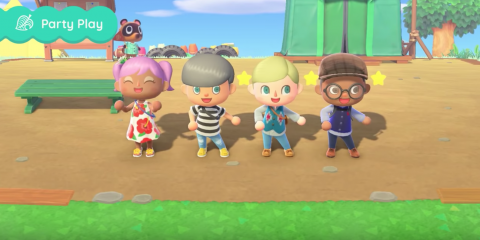 Le multi dans Animal Crossing New Horizons : On vous explique tout !
