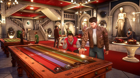 Shenmue III : Big Merry Cruise sur PS4