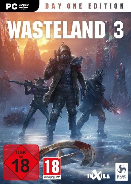 Wasteland 3 sur PC