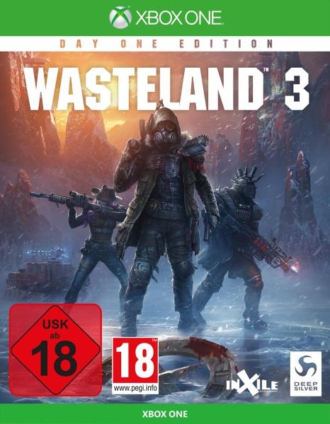 Wasteland 3 sur ONE