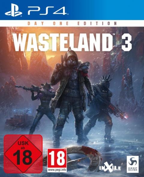 Wasteland 3 sur PS4
