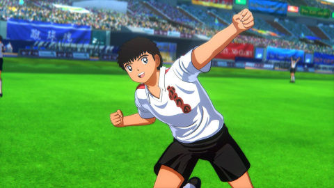 Captain Tsubasa nous présente la création de héros