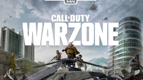 Call of Duty : Warzone sur PS4