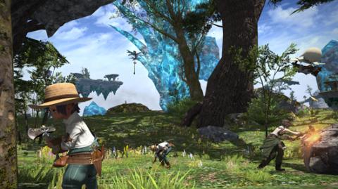 Final Fantasy XIV Online Starter Edition gratuit à l'essai pendant 30 jours