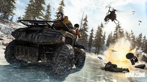 Call of Duty Warzone : le mode solo est disponible