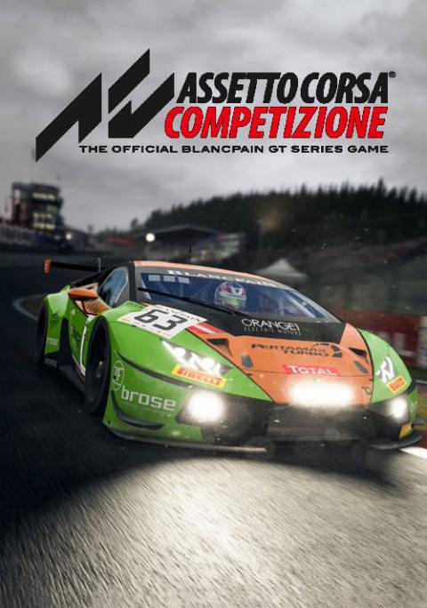 Assetto Corsa Competizione sur ONE