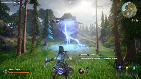 Spellbreak : le battle royale sortira sur Steam le 15 décembre