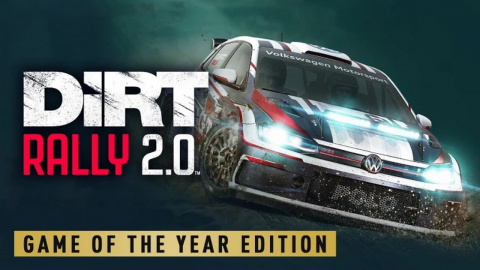 Dirt Rally 2.0 Game of the Year Edition sur ONE