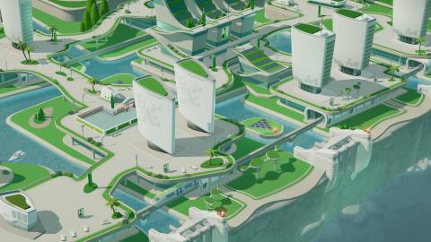 Two Point Hospital - La bande originale est désormais disponible sur Steam
