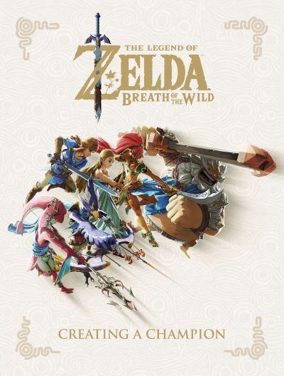 Zelda Breath of the Wild : l'artbook Creating a Champion en précommande sur la Fnac