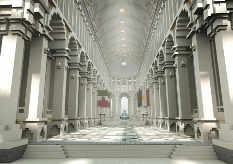 Minecraft : The Uncensored Library, une bibliothèque virtuelle contre la censure