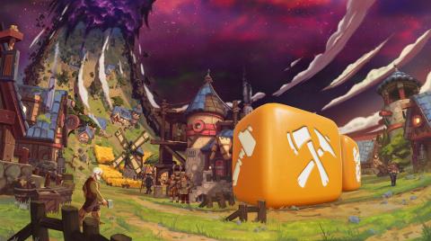 Firesquid annonce Dice Legacy : un city builder avec des dés