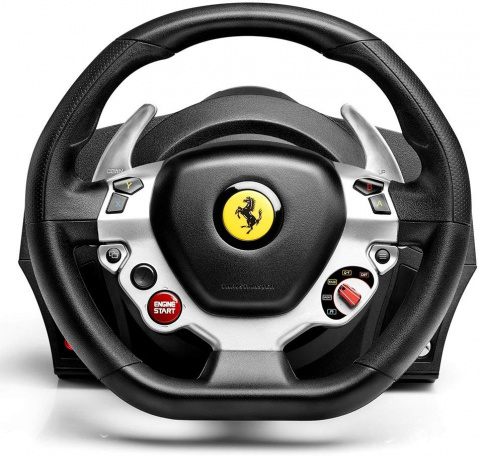 Volant Thrumaster TX Racing Wheel Ferrari 458 Italia en promotion