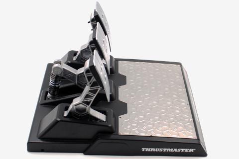 Test du pédalier T-LCM : Thrustmaster met la pression à ses concurrents