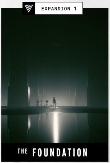 Control : The Foundation sur PS4