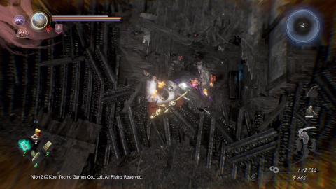Les monstres cachés de Okehazala
