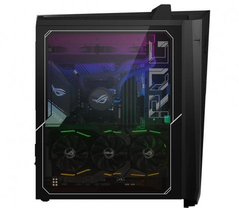 Asus présente le ROG Strix GA35-G35DX, un PC gaming des plus musclés