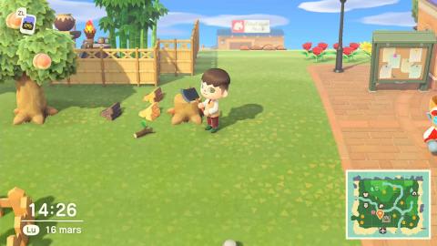 Animal Crossing : New Horizons s'est vendu à plus de 13,41 millions d'exemplaires