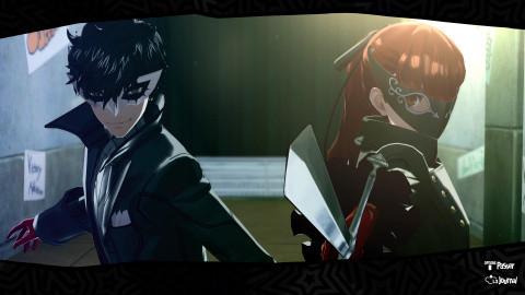 Persona 5 Royal Phantom Thieves Edition disponible à moins de 50€ sur PS4