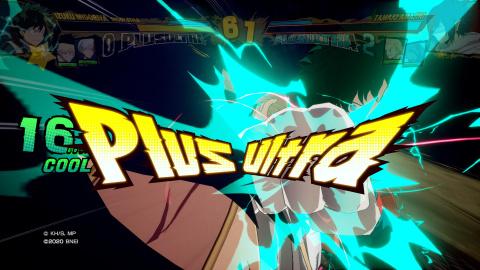My Hero : One's Justice 2 - Le personnage DLC Tetsutetsu déjà disponible