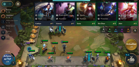 Teamfight Tactics : Une version mobile au poil ?