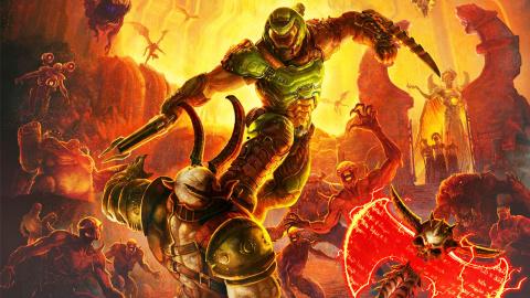 Doom Eternal : Qu'apporte l'arrivée du multijoueur ?