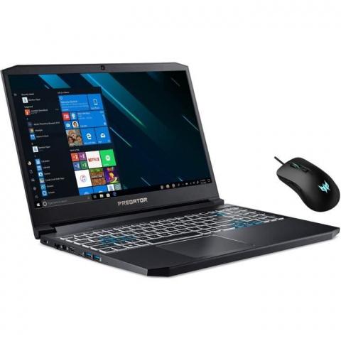 """PC Portable 15.6"""" Acer Predator + souris predator à 899,99€ avec ODR"""