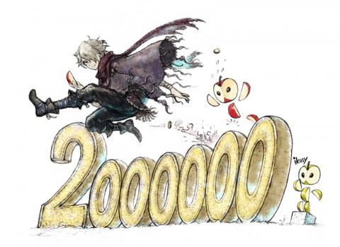 Octopath Traveler célèbre ses deux millions de copies écoulées