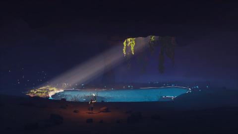 Lucen : Un hack and slash en open-world annoncé pour 2021 sur PC