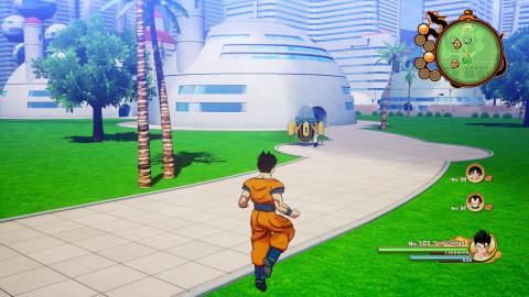 Dragon Ball Z Kakarot, machine temporelle : remonter le temps, comment ça marche ?