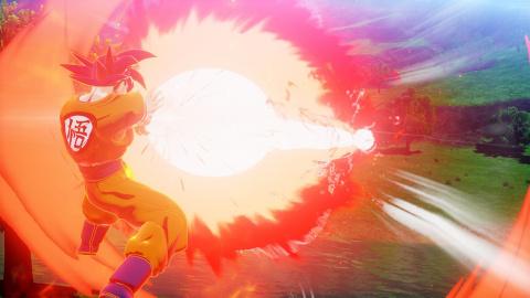 Dragon Ball Z Kakarot : Un nouveau pouvoir s'éveille - premières images du DLC avec Beerus