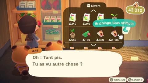 Animal Crossing New Horizons, routine quotidienne : comment bien farmer et améliorer votre île ?