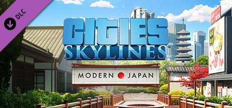 Cities : Skylines : Modern Japan sur ONE