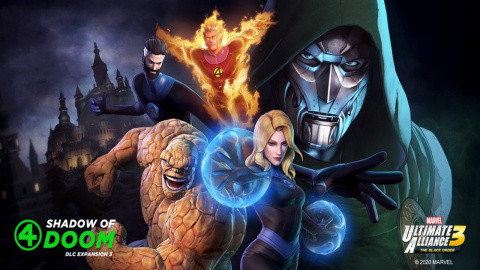 Marvel Ultimate Alliance 3 : The Black Order - Shadow of Doom sur Switch