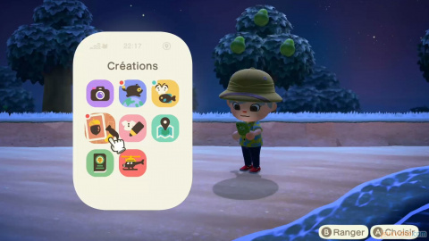 Animal Crossing New Horizons : le NookPhone, fausse bonne idée ?